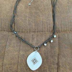 Grace notes necklace
